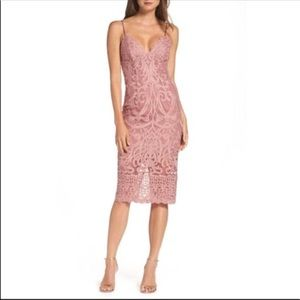 Bardot Gia pencil dress
